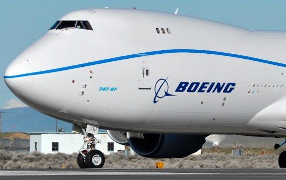 Boeing 747 jumbojet