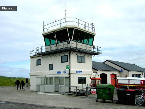 Аэропорт Барра (Barra Airport)