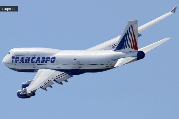 Интересные факты о самолете боинг 747