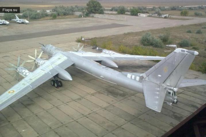Купить  бомбардировщик теперь можно на EBAY: Ту-95МС