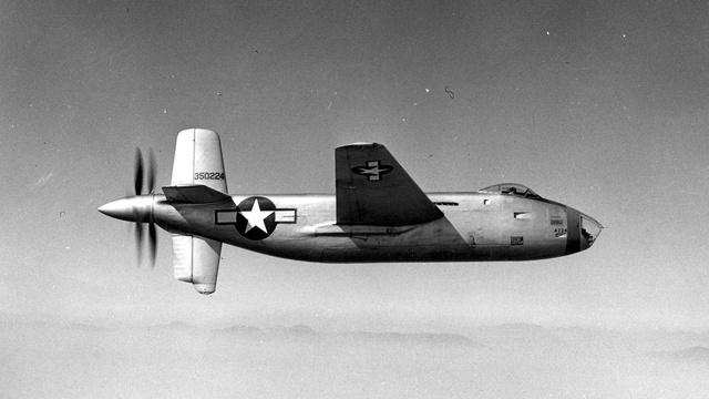 Douglas XB-42 «Mixmaster»