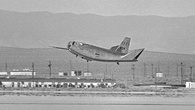 HL-10 – Самолет класса «летающее тело».