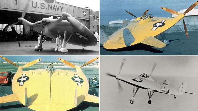 Самолет для ВМС США