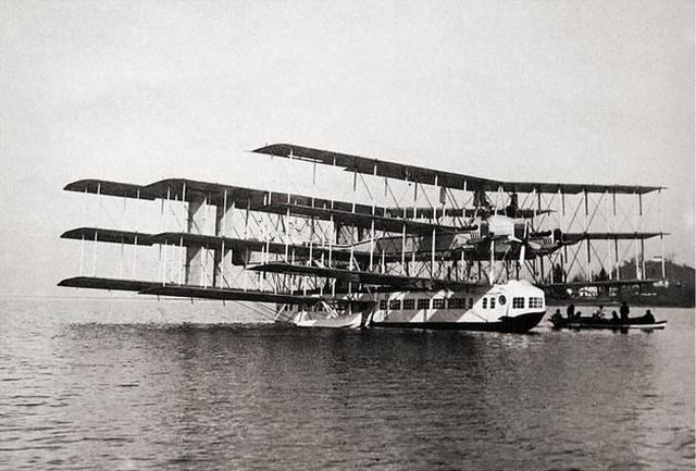 Caproni Ca.60 Noviplano