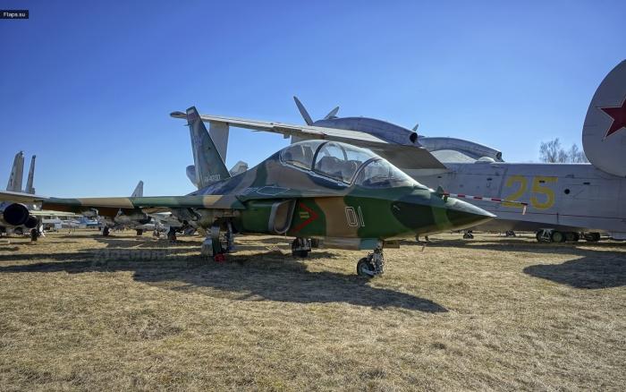 Легко в учебе с Як-130