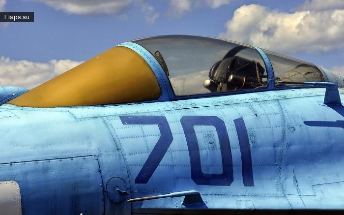 Кабина Су-27М
