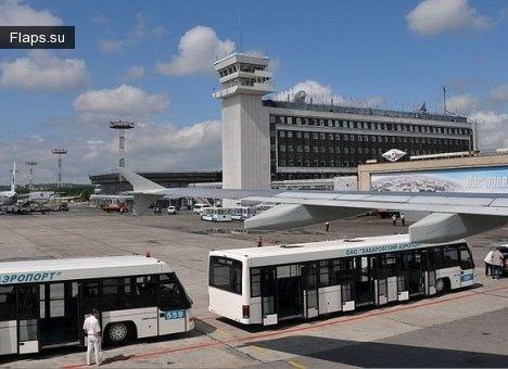 Трансфер аэропорта Хабаровск
