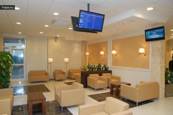VIP-зал аэропорта Хабаровск