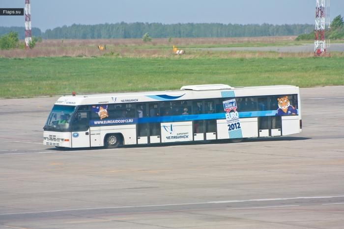 Шаттл аэропорта Челябинск