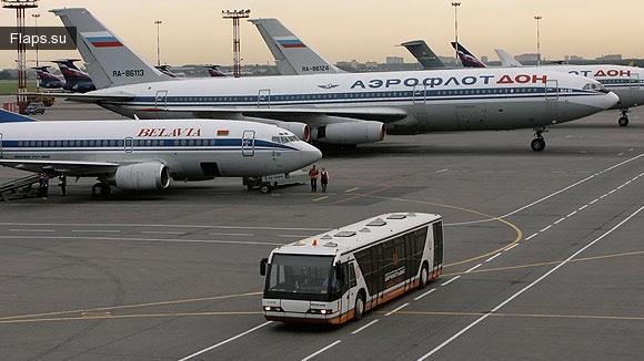 Шаттл аэропорта Шереметьево