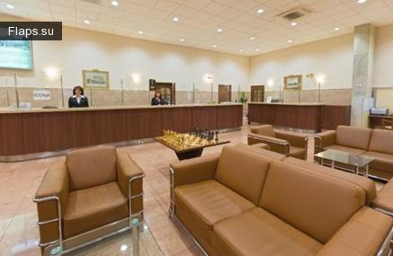 VIP-зал в терминале В аэропорта Шереметьево