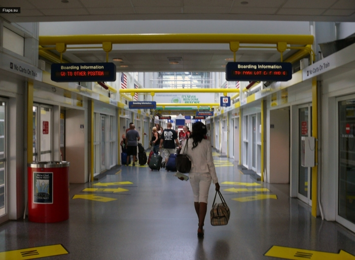 Терминал аэропорта О'хара
