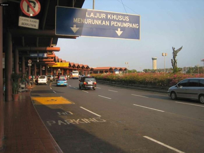 Аэропорт Джакарта