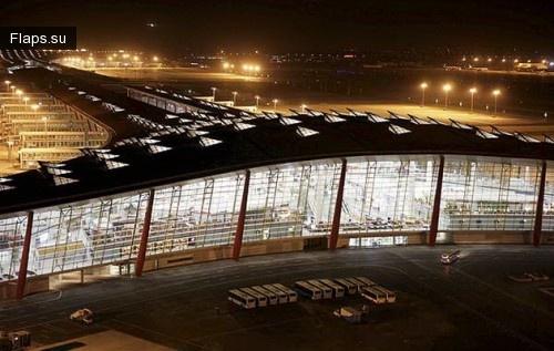 Аэропорт Шоуду (Пекин Столичный)