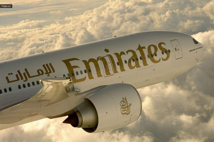 Emirates в рейтинге Jacdec на 7 месте