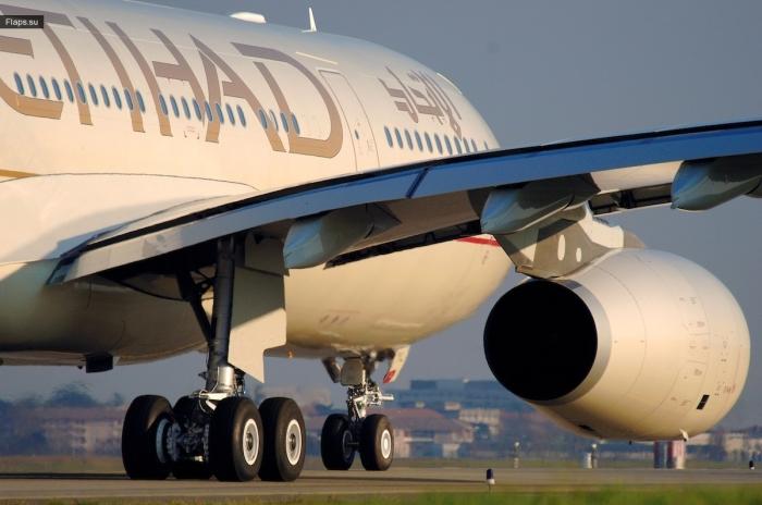 Etihad Airways заняли 8 место в рейтинге Jacdec