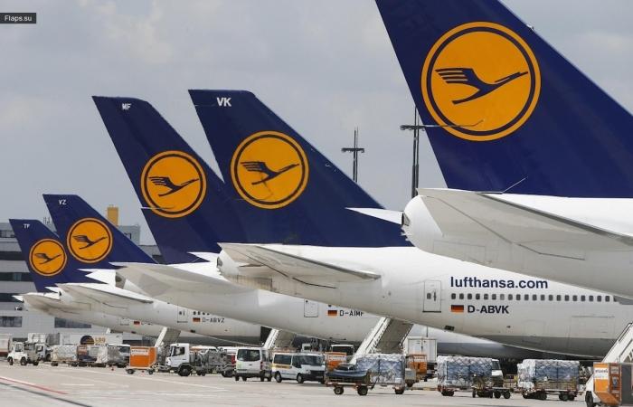 Lufthansa на 12 месте рейтинга Jacdec