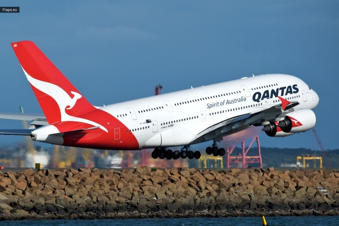 Qantas на 9 месте рейтинга Jacdec