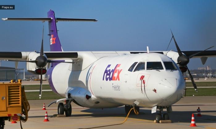 Federal Express (FedEx) / ATR 42-300(F)