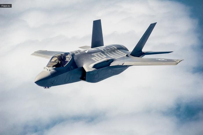 F-35A Lightning I