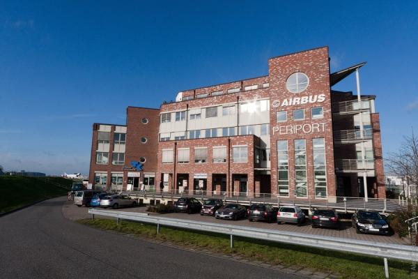 Airbus. Гамбургский авиационный завод
