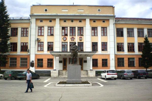 Новосибирский авиационный завод им. В. П. Чкалова